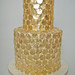 Gold Sequins Cake