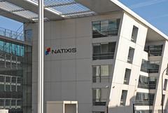 L'immeuble de Natixis à Charenton-le-Pont
