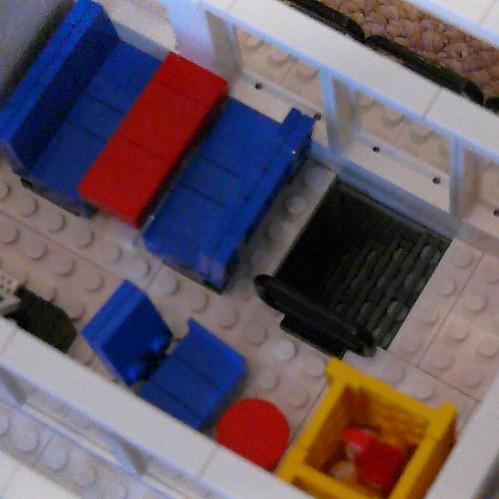 boat ship lego yacht trawler