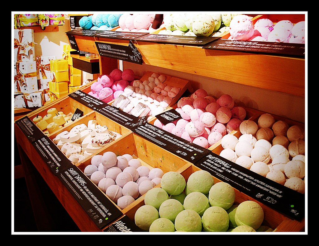 LUSH - Fresh Handmade Cosmetics, Zurich