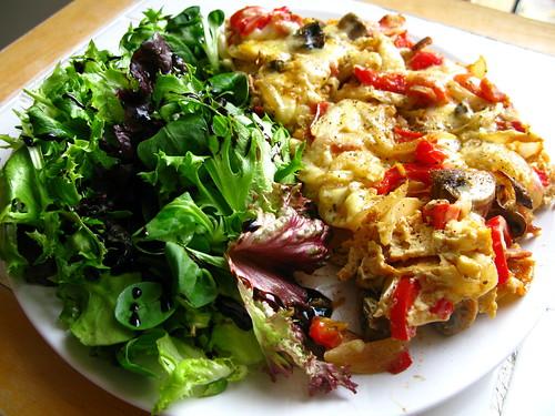 Omelette challenge #1
