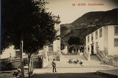 Icod antiguo,plaza 1915
