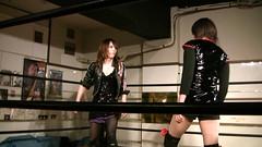 00040829 (sarustar) Tags: woman japan japanese tgirl transgender crossdresser ladyboy  shimale dynamitevamp prowrestring crossdressershemaletgirlstrong
