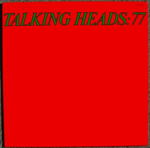 Talking Heads 77 Talking Heads 77