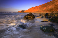 Glen Mooar Beach (Suddhajit) Tags: uk sea sun march raw afternoon hitech isleofman sigma1020 supershot glenmooar canoneos400d platinumphoto gnd09 suddhajit