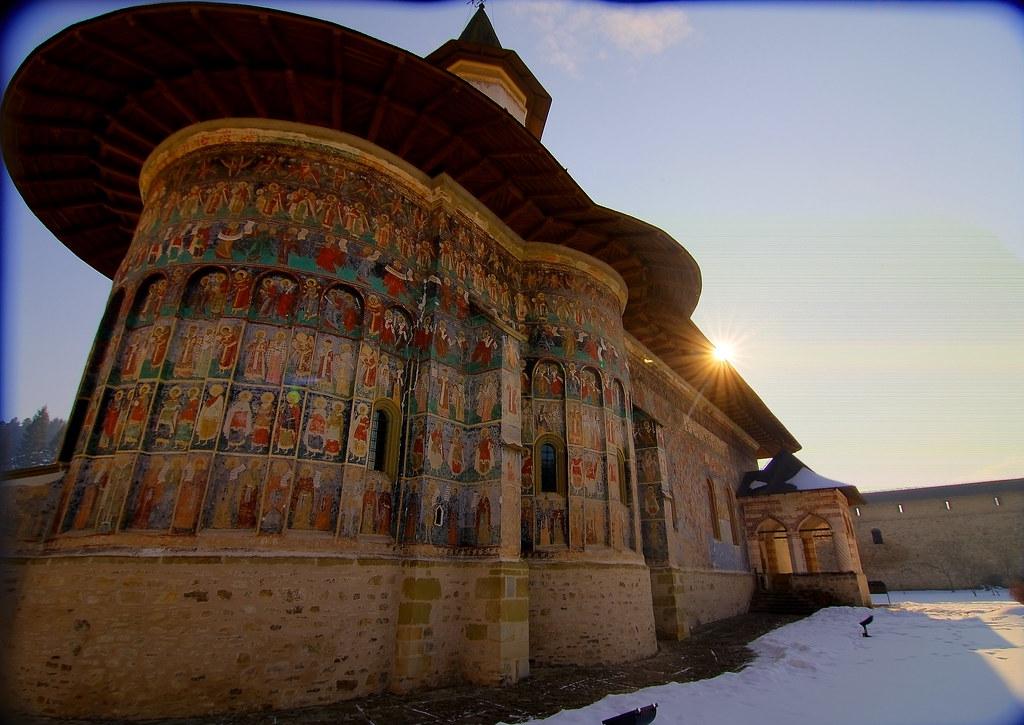 Manastirea Sucevita România