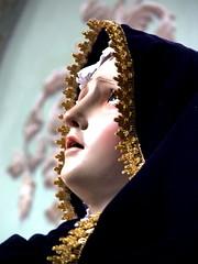 Dolorosa (arosadocel) Tags: marie mary dolores virgen mara viernessanto dolorosa quertaro pasin virgendelosdolores