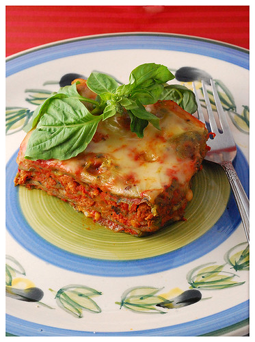 Lasagne of Emilia-Romagna with an Abruzzi Flair - Daring Bakers