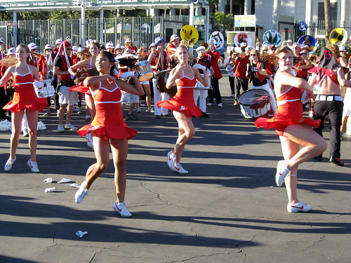 Stanford Cheerleaders