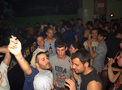 Gay Israel 17 (david_shankbone) Tags: david gaymen israel telaviv dancing nightclub lgbt creativecommons stockphotos wikipedia publicart 1994  stockimages stockphotography publicphotography   barzilay izrael wikimediacommons israil   freephotos  gayisrael  freeimages modernisrael    bydavidshankbone shankbonetsach zimroni  shankboneorg    izraels     israila    gaylifenisrael gayba