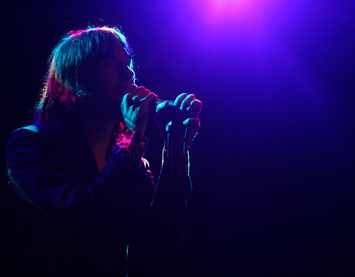 Bobby Gillespie gets higher than the sun.