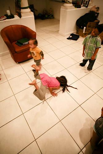 Rara Hits the Floor