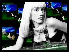 102.Gwen Stefani - Wind it up [CHEESE_BOY] (Brayan E. Old Flickr) Tags: up escape wind sweet it gwen videos tse stefani blend