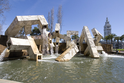 Vaillancourt Fountain by klong35