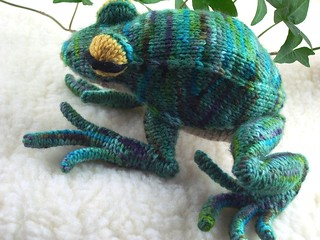 Ravelry: Tree Frog pattern by Hansi Singh