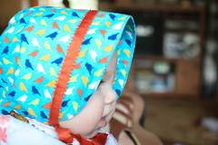 bonnet (UncommonGrace) Tags: parkslope f bonnet byerinmcmorris amykarolbonnetpattern