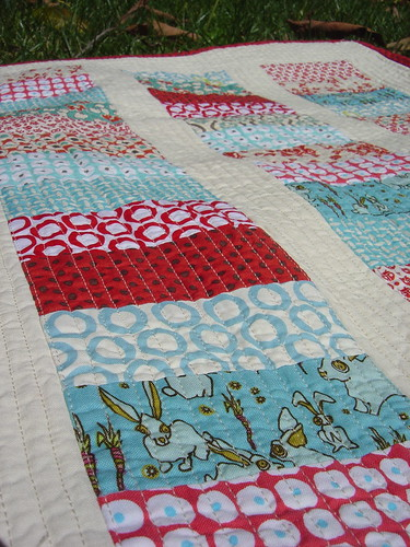 Sample Quilt - Detail