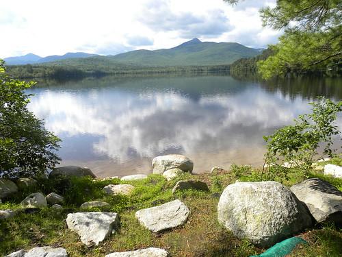 Mount Chorcorua from Chocorua Lake