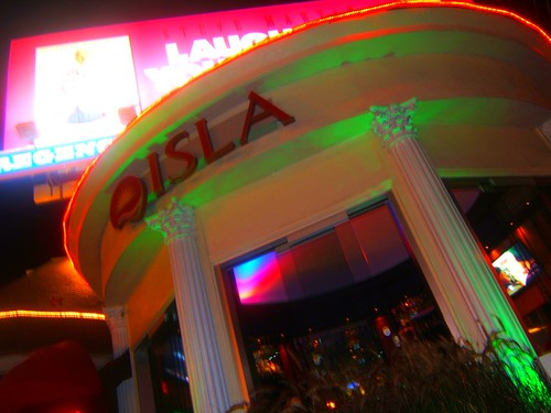 Sunset Sundays @ Isla in Hollywood Calif
