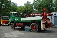 Leyland Buffalo recovery (fryske) Tags: truck wagon buffalo junk diesel lorry cumbria junkyard scrapyard scrap recovery leyland ergo wrecker greenodd ergomatic