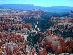The view from Inspiration Point in Bryce Canyon National Park