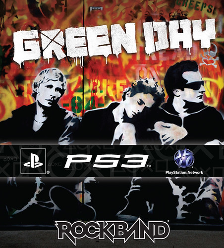 PlayStation and Green Day on Tour