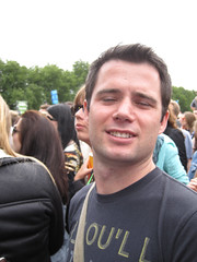 Lovebox Weekender (russelljsmith) Tags: uk friends england people music man london festival fun james daylight concert victoriapark europe russell gig smith off drinks drunks caught 2009 gaurd lovebox loveboxweekender 77285mm loveboxweekender2009 lovebox2009 lastfm:event=861454