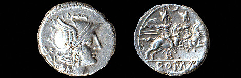 Oldest Roman Coin Found in UK