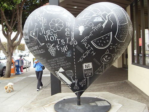 Hearts in San Francisco Project