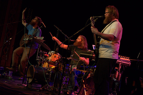 megafaun at the triple door