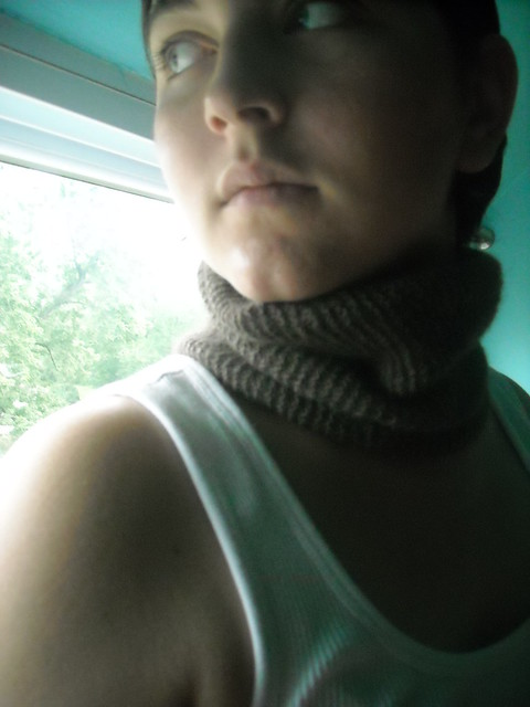 Sideways Garter Cowl by spacekitty/schmelinor