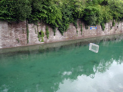 Kanu Polo Zrich (Daquella manera) Tags: rio river agua zurich zrich kanu polo wate