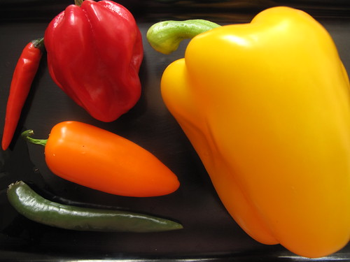 Pepper assortment