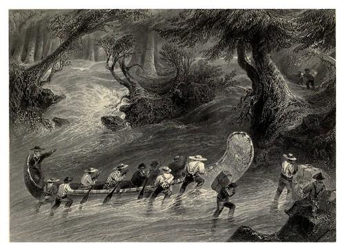017 Transportando una canoa en un rapido 1842