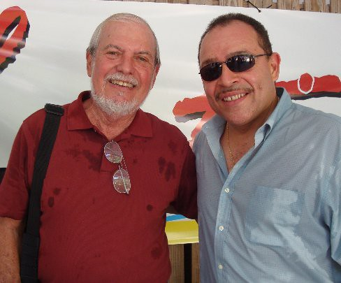 Guillo Carias & Ricardo Granillo
