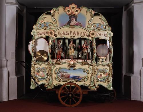 011-Organillo fabricado por Gasparini en 1905-Copyright Nationaal Museum van Speelklok tot Pierement