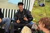 Ihr bei Omas Teich 2009!