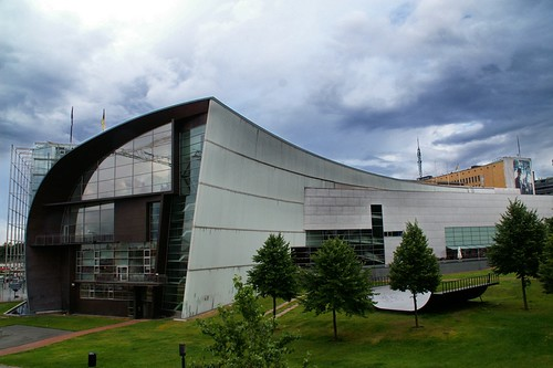 "Helsinki: Kiasma, Contemporary Art Museum • <a style=""font-size:0.8em;"" href=""http://www.flickr.com/photos/26679841@N00/3818060179/"" target=""_blank"">View on Flickr</a>"