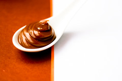 Dulce de Leche (Gillian Gutenberg) Tags: argentina buenosaires palermo dulcedeleche lasalamandra whitespacewednesday