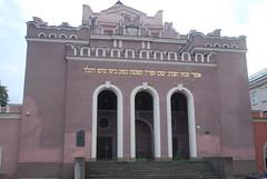 Orthodox Synagogue in Kosice (hartjeff12) Tags: synagogue slovakia kosice