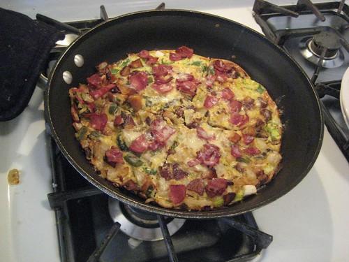 Omelette de LA