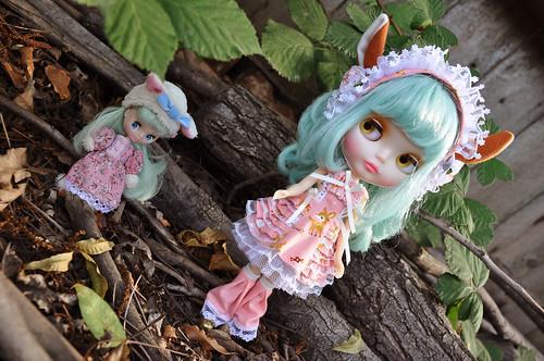 Astrid & her mini, Lindgren