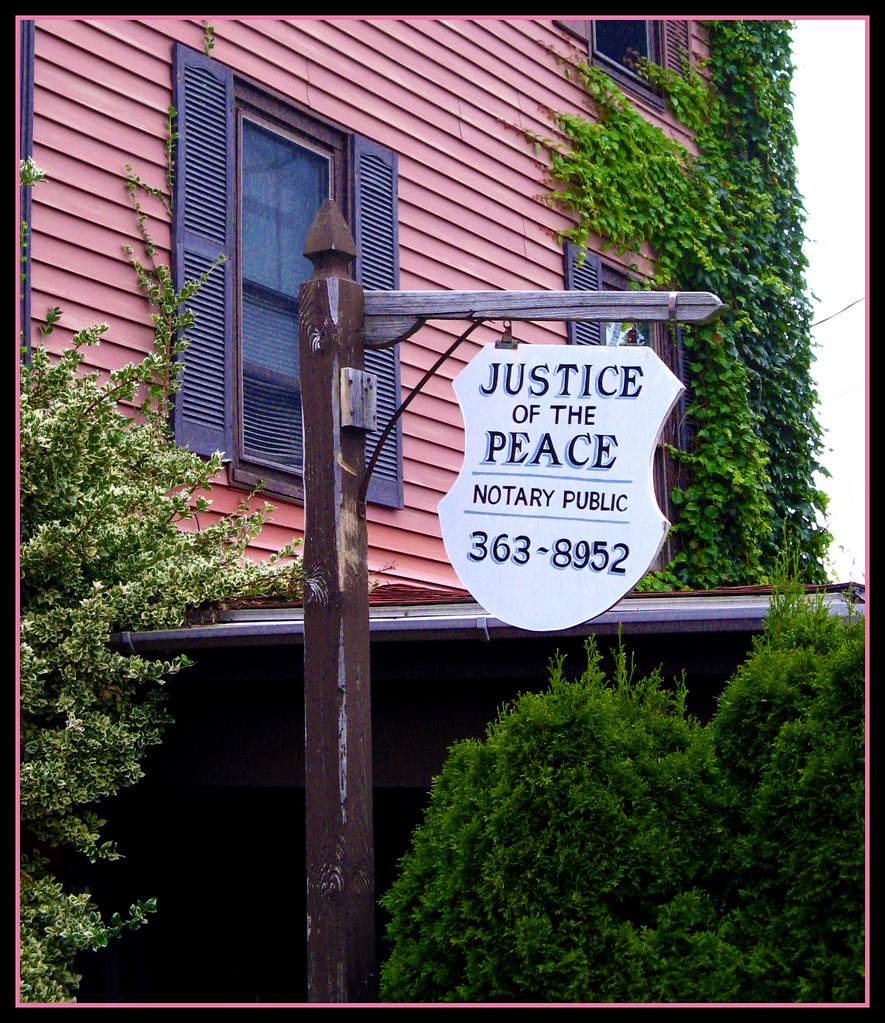 Justice of the Peace in Maine