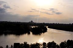 the view i like (my lala) Tags: sunset view dusk serbia belgrade beograd danube myview sava donau belgrad srbija dunav dorcol serbien kalamegdan donauradwanderweg