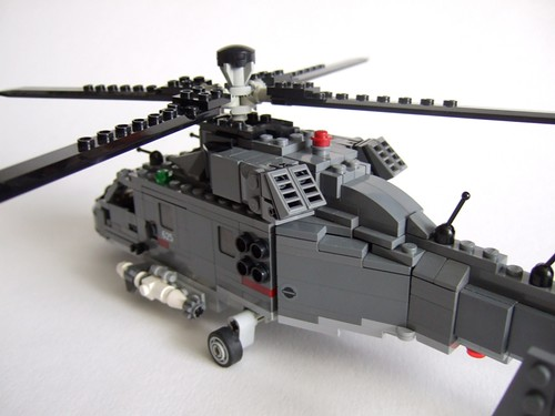 H 78 Helicopter Lego Military