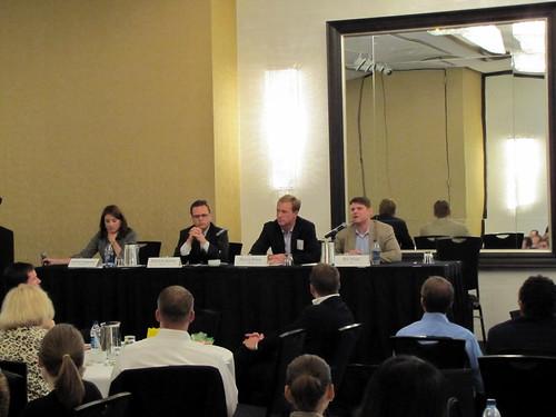 Speakers at 360i's Digital Marketing Summit