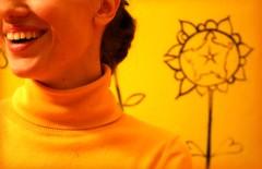 193/365 gialla come la mia cucina - bella, la mia oriellina