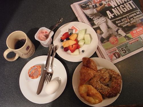 とある日の朝食w