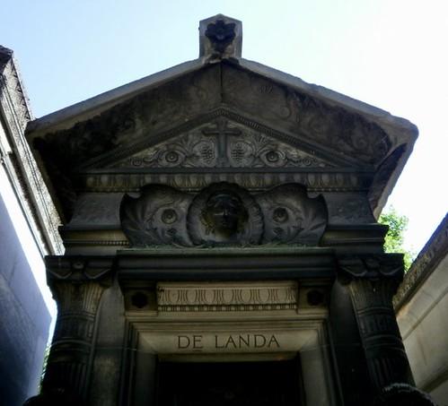Tomb of De Landa