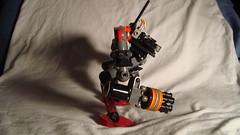 meck atempt (AxMurdererOdoom) Tags: robot hardsuit meck